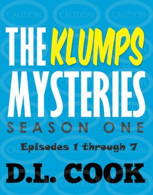 The Klumps Mysteries,  Season One (Episodes 1 through 7)