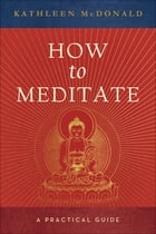 How to Meditate Cover Image