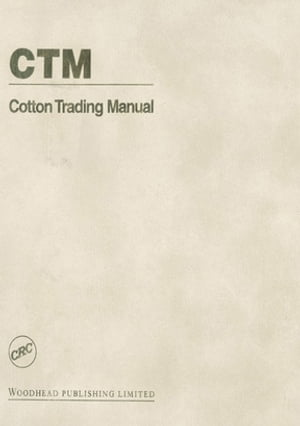Cotton Trading Manual