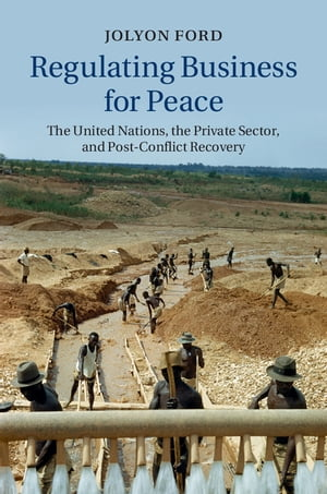 Regulating Business for Peace The United Nations,  the Private Sector,  and Post-Conflict Recovery