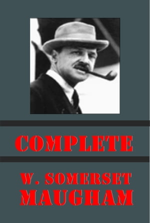 Somerset Maugham Complete Horror History Gay Anthologies