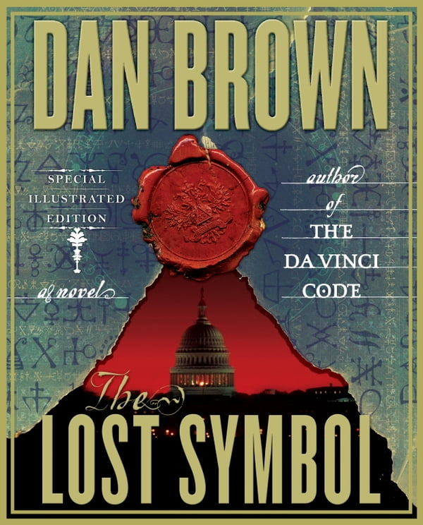 The Lost Symbol Special Illustrated Edition Kitap Mzik Dvd