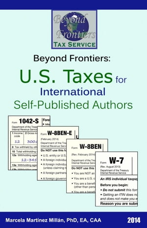 Beyond Frontiers: U.S. Taxes for International Self-Published Authors