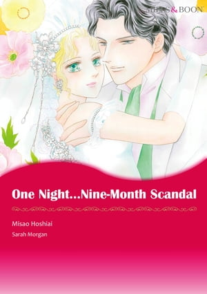 One Night…Nine-Month Scandal (Mills & Boon Comics)