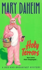 Holy Terrors Cover Image