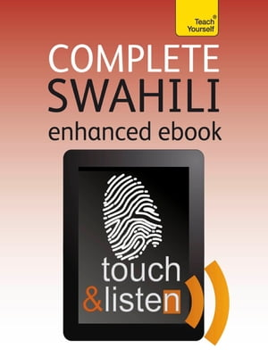 Complete Swahili: Teach Yourself Audio eBook
