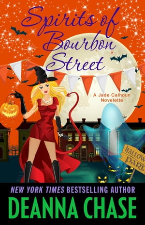 Spirits of Bourbon Street (Book 6.5, A Short Story)