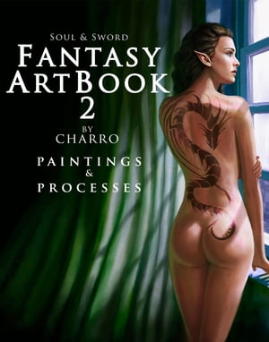 Fantasy Art Book 2: Paintings & Processes (Español)
