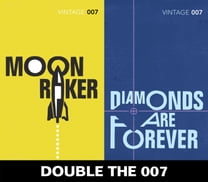 Double the 007: Moonraker and Diamonds are Forever (James Bond 3&4)