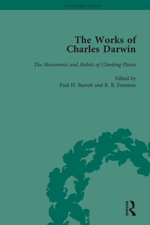 The Works of Charles Darwin: Vol 18: The Movements and Habits of Climbing Plants (Second Edition, 1882)