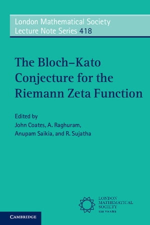 The Bloch?Kato Conjecture for the Riemann Zeta Function