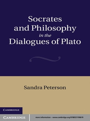 a literary analysis of socratic dialogue by plato