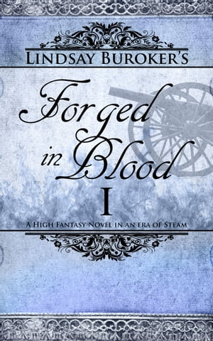 Forged in Blood I The Emperor's Edge,  Book 6