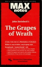 The Grapes of Wrath (MAXNotes Literature Guides) Cover Image