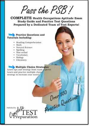 Pass the PSB/HOAE - Complete Study Guide and Practice Test Questions