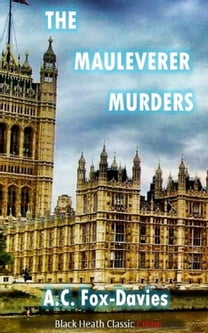 The Mauleverer Murders