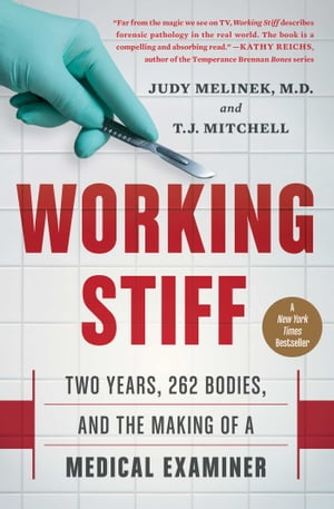 Working Stiff Two Years,  262 Bodies,  and the Making of a Medical Examiner