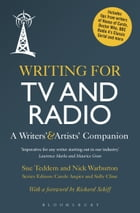 Writing for TV and Radio Cover Image