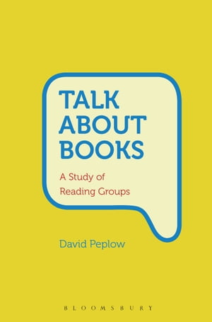 Talk About Books A Study of Reading Groups