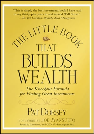 The Little Book That Builds Wealth The Knockout Formula for Finding Great Investments