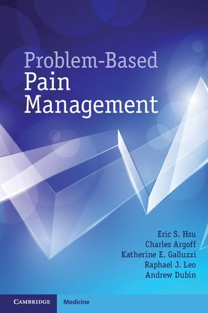 Problem-Based Pain Management