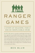 Ranger Games Cover Image