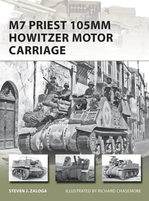 M7 Priest 105mm Howitzer Motor Carriage