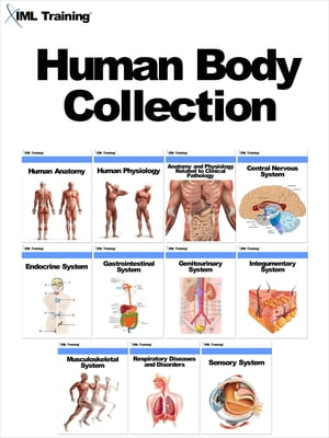 Human Body Collection Includes Human Anatomy,  Human Physiology,  Anatomy and Physiology Related to Clinical Pathology,  Central Nervous,  Endocrine,  Gast
