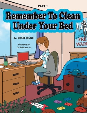 Remember To Clean Under Your Bed