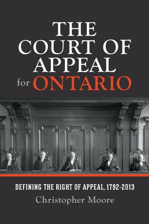 The Court of Appeal for Ontario