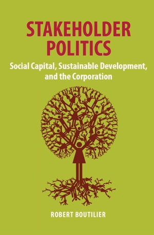 Stakeholder Politics Social Capital,  Sustainable Development,  and the Corporation