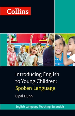 Collins Introducing English to Young Children: Spoken Language