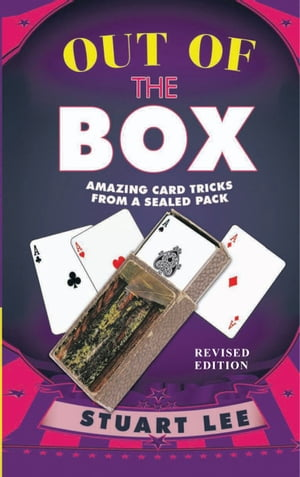 OUT OF THE BOX AMAZING CARD TRICKS FROM A SEALED PACK