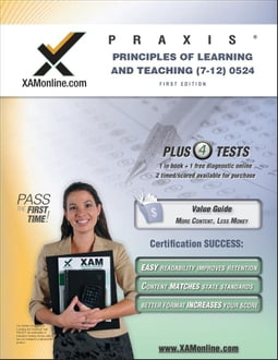 Praxis Principles of Learning and Teaching (7-12) 0524