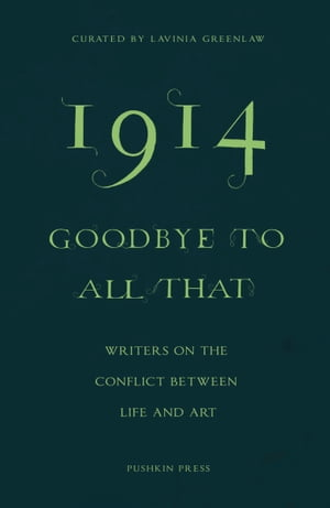 1914-Goodbye to All That
