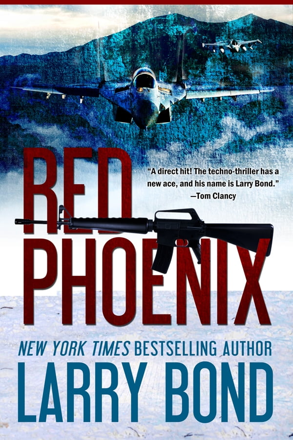 Red Phoenix cover image