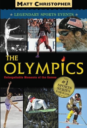 The Olympics Legendary Sports Events