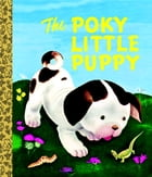 The Poky Little Puppy Cover Image