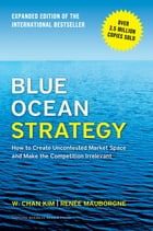 Blue Ocean Strategy, Expanded Edition Cover Image