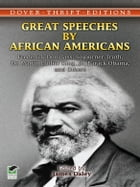 Great Speeches by African Americans Cover Image