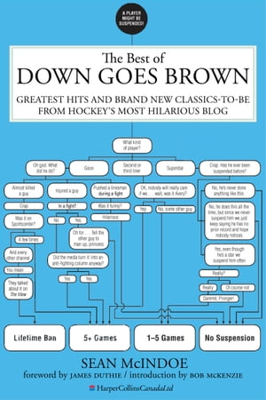 The Best of Down Goes Brown Greatest Hits and Brand New Classics-to-Be from Hockey's Most Hilarious Blog
