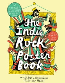 Indie Rock Poster Book