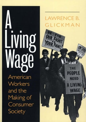 A Living Wage American Workers and the Making of Consumer Society