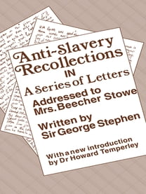 Anti-Slavery Recollection Cb