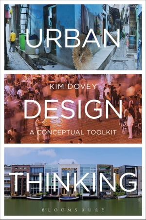Urban Design Thinking A Conceptual Toolkit