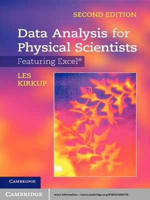 Data Analysis for Physical Scientists Featuring Excel�