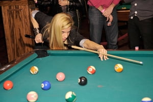 Pool Hall Billiards Start Up Sample Business Plan!