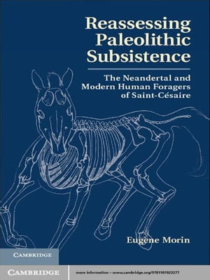 Reassessing Paleolithic Subsistence The Neandertal and Modern Human Foragers of Saint-C�saire