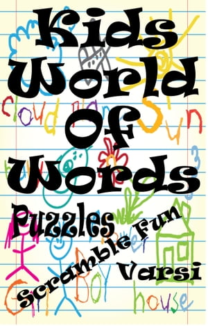 Kids World Of Words Puzzles