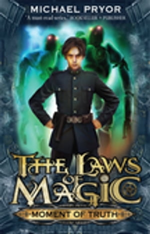 Laws Of Magic 5: Moment Of Truth